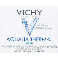 Vichy aqualia ther rica de 50ml.