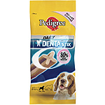 Pedigree dentastix mediano de 180g. en paquete