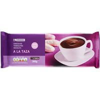 Eroski chocolate taza tableta de 300g.