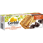 Gerblé galletas leche yogur con trocitos chocolate de 230g. en paquete