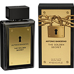 Antonio Banderas the golden secret eau toilette natural masculina de 10cl. en spray