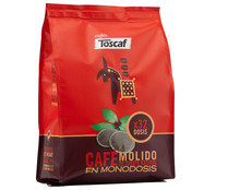 Toscaf cafe natural monodosis 32