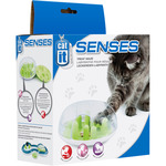 Cat it senses carrusel de juego para gatos en caja