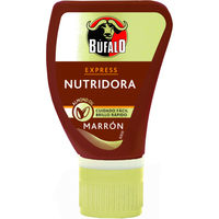 Búfalo crema nutridentora color marron de 50ml. en bote
