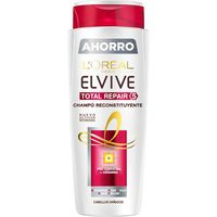 Elvive champu total repair 5 de 70cl. en bote