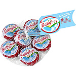 Babybel mini queso light 6 porciones de 120g. en bolsa