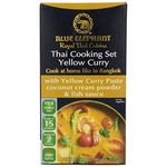 Blue elephant set yellow curry de 95g.