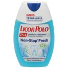 Licor Del Polo 2 en 1 dentifrico enjuague bucal non stop fresh de 75ml. en bote