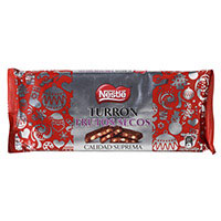 Nestle_ turron frutos secos de 230g.