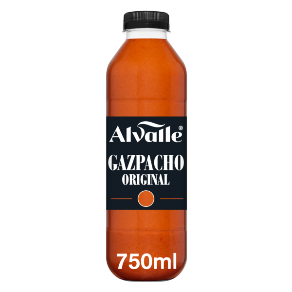 Alvalle alvalle gazpacho original 750ml pet de 75cl.
