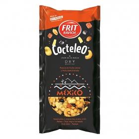 Frit Ravich cocktail frutos secos fruta deshidratada mexico de 120g.
