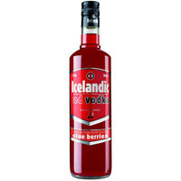 Vodka icelandic red sinc de 70cl. en botella