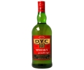 Dyc whisky fino blended 8 años de 70cl.