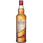 Dewar's white label whisky escoces de 1l. en botella