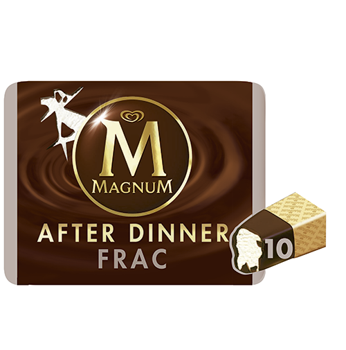 Magnum magnum frac after dinner 10mpk de 35cl. por 10 unidades