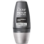 Dove desodorante roll on for men invisible dry sin alcohol envase de 50ml.