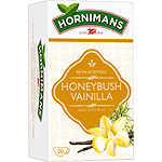 Hornimans infusion herbal honeybush vainilla canela 100% natural estuche 20