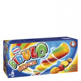 Nestle_ helado pirulo tropical de 80ml. por 4 unidades
