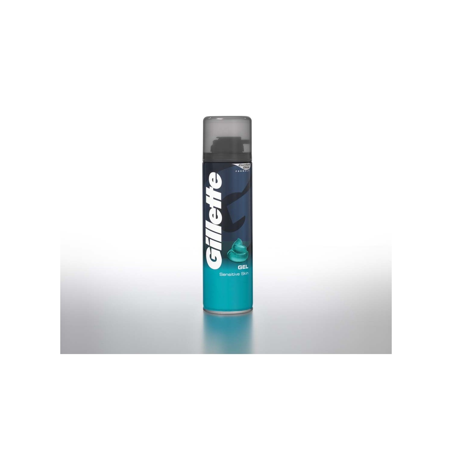 Gillette gel series piel sensible de 75ml.