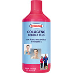 Integralia colageno bebible plus con acido hialuronico vitamina c sabor frutos del bosque de 1l. en botella