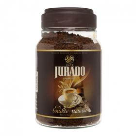 Jurado cafe soluble natural de 200g.