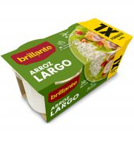 Brillante arroz largo xl vas por 2 unidades