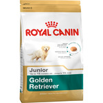 Royal Canin junior golden retriever alimento especial cachorros de 12kg. en bolsa