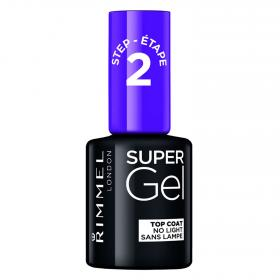 Rimmel esmalte uñas super gel top coat