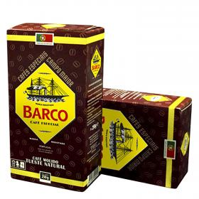 Barco cafe molido natural de 250g.