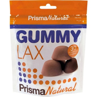 Prisma Natural gummy lax favorece transito intestinal envase de 150g. por 30 unidades
