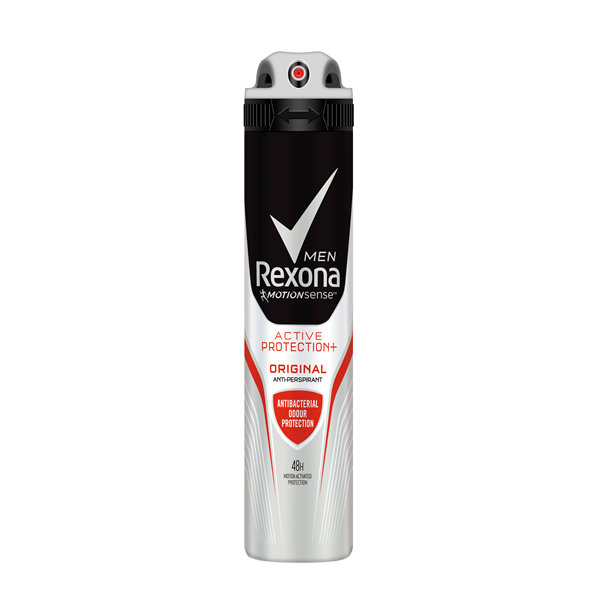 Rexona rexona men active protection+original aero 200 ml de 20cl. en spray