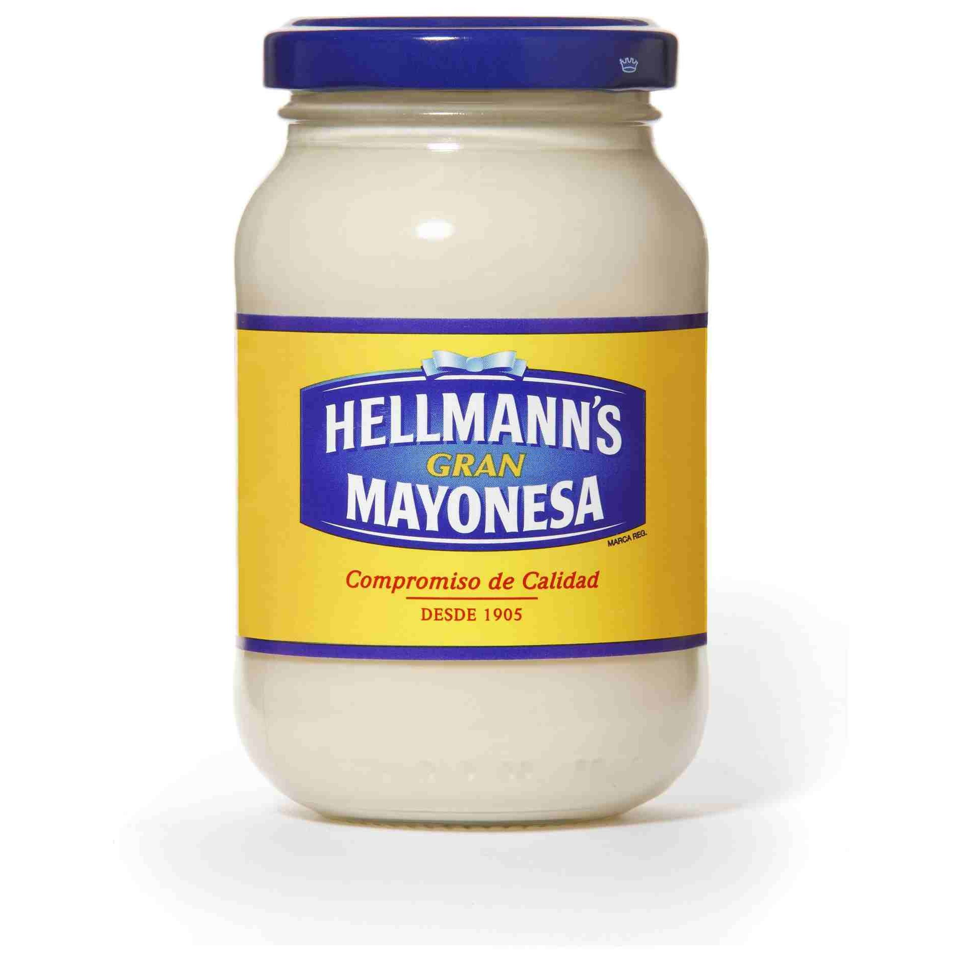 Hellmanns mayonesa light de 22,5cl. en bote