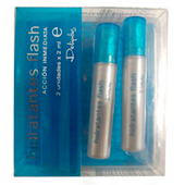 Deliplus ampollas faciales hidratantes flash accion inmediata de 4ml. en paquete