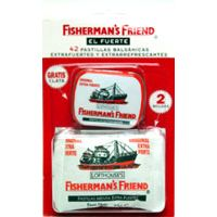 Fisherman's friends original de 20g. por 3 unidades