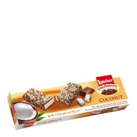 Loacker galletas coconut de 100g.