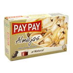 Pay Pay almejas al natural de 120g.