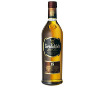Glenfiddich whisky escoces malta 15 años de 70cl.