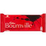 Cadbury bournville classic dark chocolate tableta de 180g.