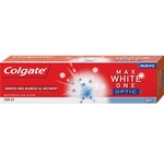 Colgate max white one pasta dientes optic tubo de 75ml.