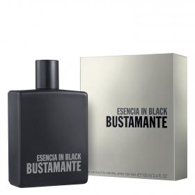 Bustamante colonia hombre esencia in black de 10cl.