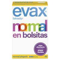 Evax salvaslip normal en bolsitas 40