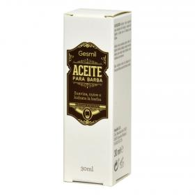Gesmil aceite barba de 30ml.