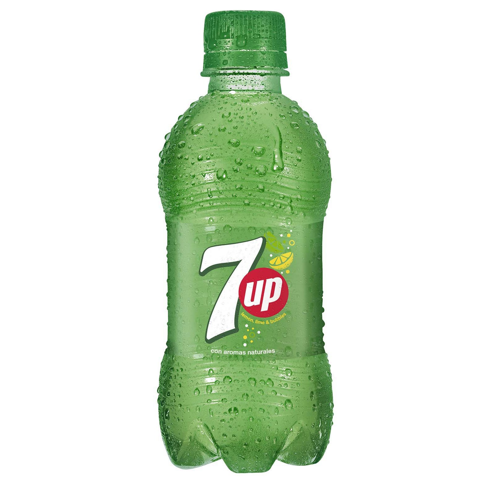 7up 7up regular 330ml pet de 33cl. en botella