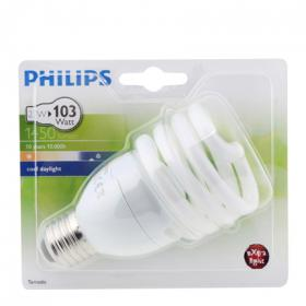 Philips bombilla tornado t2 f23we27