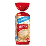 Nackis tortitas arroz integral de 130g.