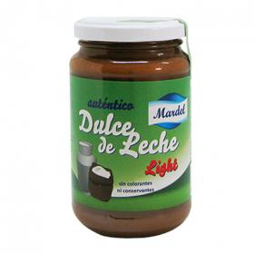 Mardel dulce leche light de 450g.