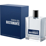 Bustamante esencia azul eau toilette natural masculina de 10cl. en spray