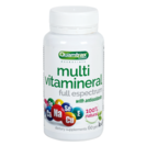 Quamtrax nutrition multivitamineral with antioxidants 60 en bote