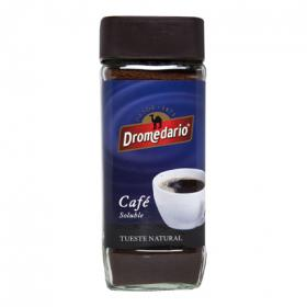 Dromedario cafe soluble normal de 200g.