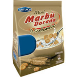 Marbú Dorada galletas mini cucharas de 250g.